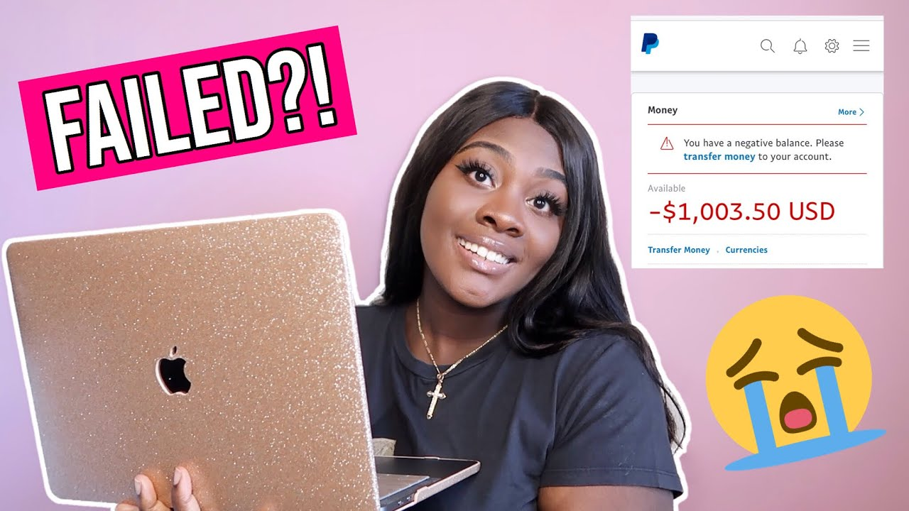 I FAILED MY FIRST YEAR IN BUSINESS?! |  LIFE OF AN ENTREPRENEUR EP. 8