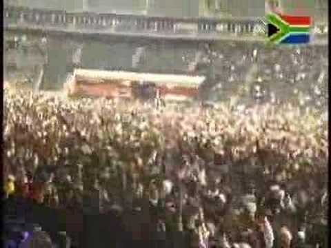 Spin Opening for Snoop Dogg in Johannesburg, South Africa