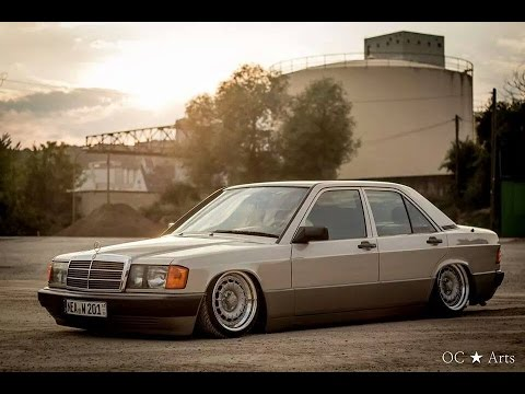 tuning mercedes benz 190 w201 stance works youtube. Black Bedroom Furniture Sets. Home Design Ideas