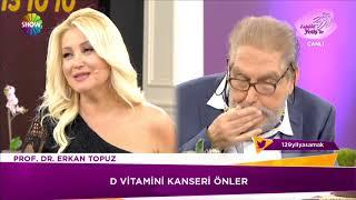 D vitamini Kanseri Önler Prof Dr Erkan Topuz