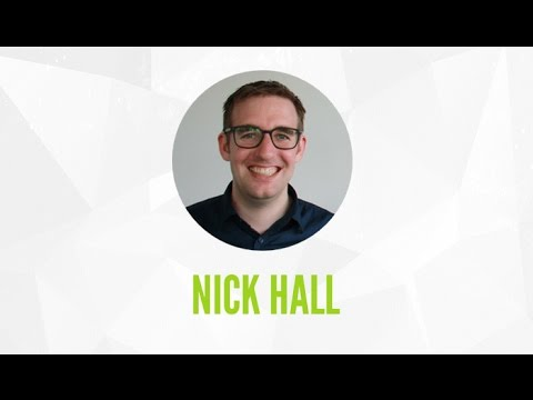 Nick Hall - Keynote Speaker - Tourism, Marketing, Digital and Trends