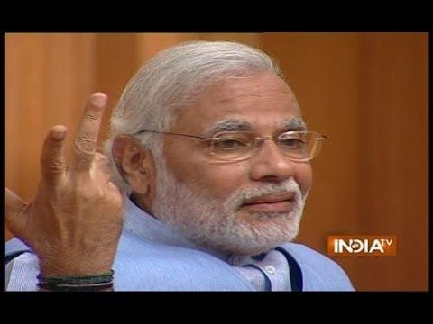 PM Candidate Narendra Modi in Aap Ki Adalat 2014 (Part 1) - India TV