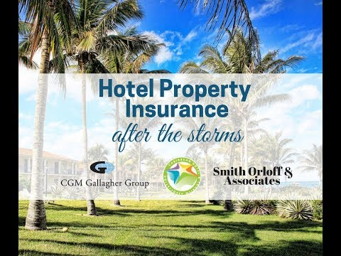 CHTA Webinar   Hotel Property Insurance After the Storm