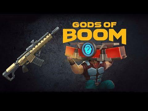 Gods of Boom Зеро в кейсах Прощай Один?