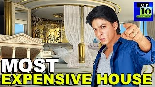 Top 10 Most Expensive Houses of Bollywood Stars