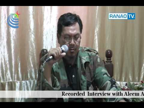 An Interview with Aleem Abu Hanif of Usudullah Military Court