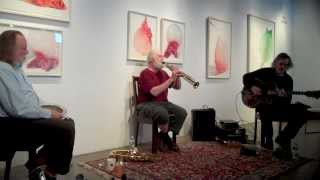 Joe Morris, Stephen Haynes, Jack Wright @ Real Art Ways. Hartford 2-16-14 2/3