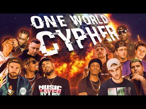 Knox Hill | One World Cypher ft. VI Seconds, Dan Bull, Jarren Benton, Mac Lethal, Vin Jay & More