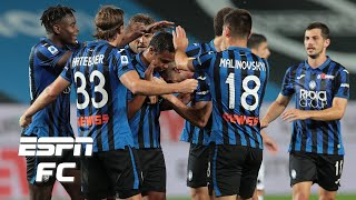 Atalanta can beat anybody in a one-off Champions League match - Stewart Robson | ESPN FC