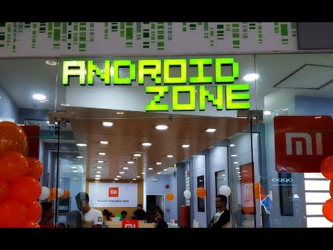 Android Zone Store SM BF Parañaque Cyberzone Opening Experience