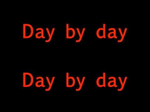 """Day By Day"" from Godspell karaoke/instrumental"