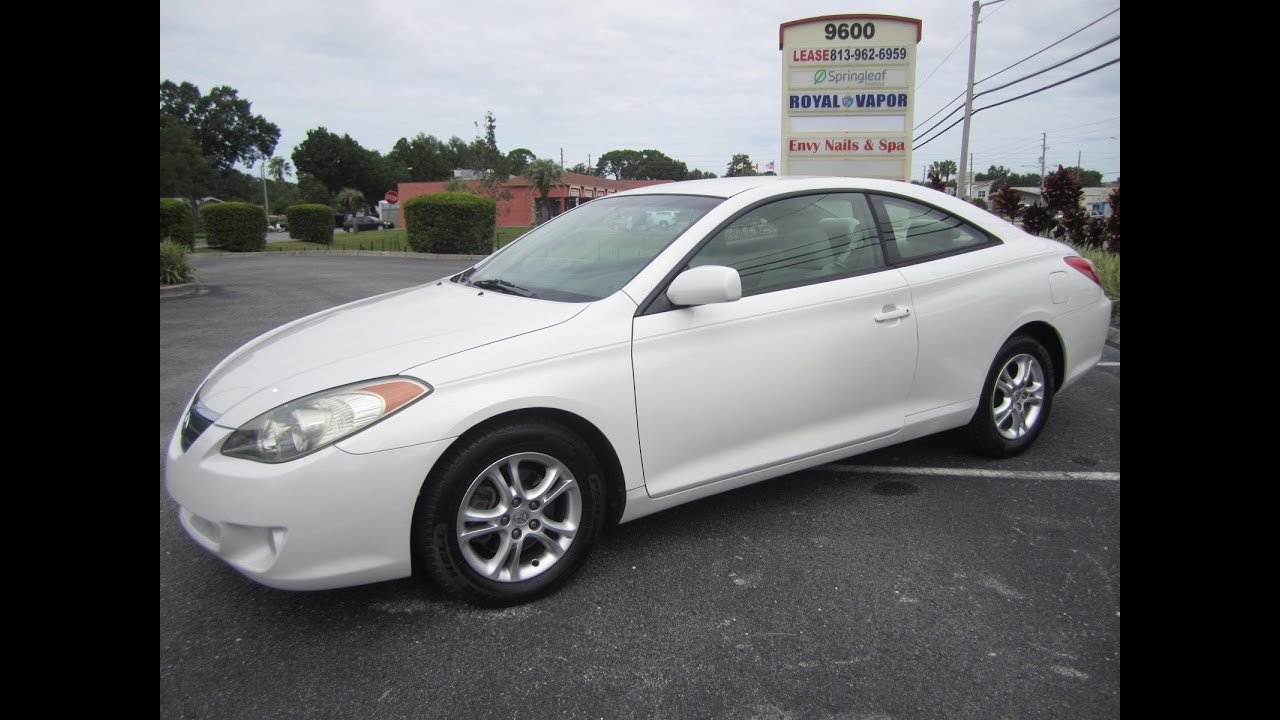 SOLD 2006 Toyota Solara SE Meticulous Motors Inc Florida For Sale ...