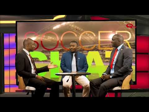 Analysis of Lusaka dynamos v Kabwe Warriors on Qtv Zambia's Soccerchat matchpack