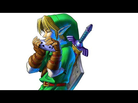 Zelda's Trial of Music