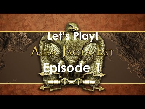 Let's Play! Alea Jacta Est (Marius v Sulla) Ep1