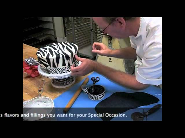 Beautifully Decorated Fondant Cakes at Ontario Bakery! Travel Video
