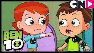 Бен 10 на русском | Малыши - в атаку! | Cartoon Network