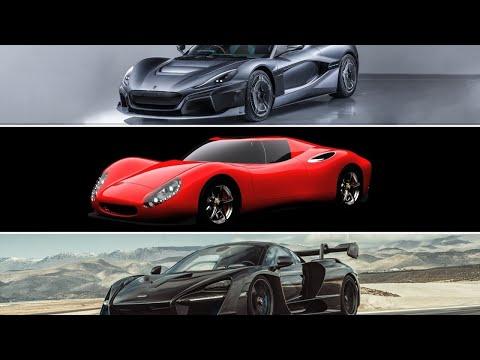 Les voitures les plus performantes du salon de Genève