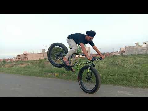 CYCLE STUNT || BIR RAMGARHIA