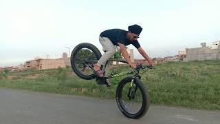 CYCLE STUNT || BIR RAMGARHIA thumbnail