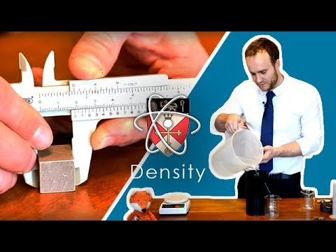 Density - GCSE Science Required Practical