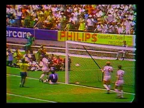Gordon Banks save against Pele