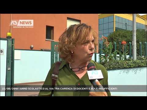 22/08/2019 | ANNO SCOLASTICO AL VIA TRA CARENZA DI...