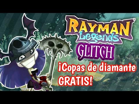 Rayman Legends Glitch - Copas de diamante GRATIS