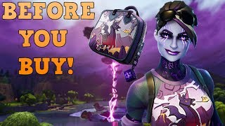 Dark Bomber Skin | Dark Bag | Before You Buy | Fortnite Battle Royale