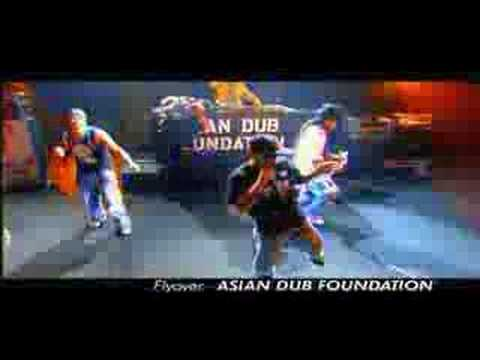 ASIAN DUB FOUNDATION - FLYOVER - free download