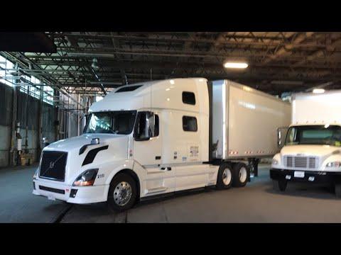 Jutarnja voznja do kamiona pa kuci , zivot u Americi