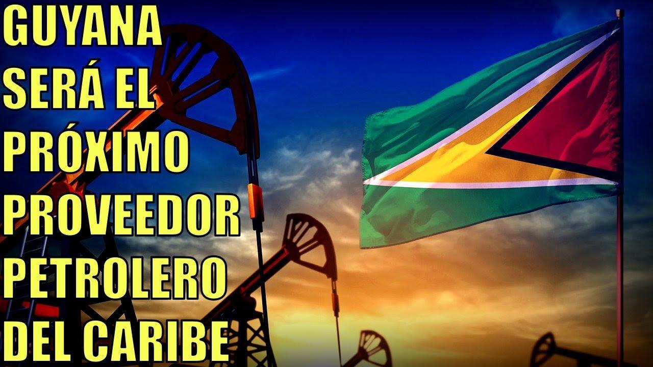 Globalistas prentenden usar a Guyana para reemplazar a Venezuela como proveedor petrolero del Caribe
