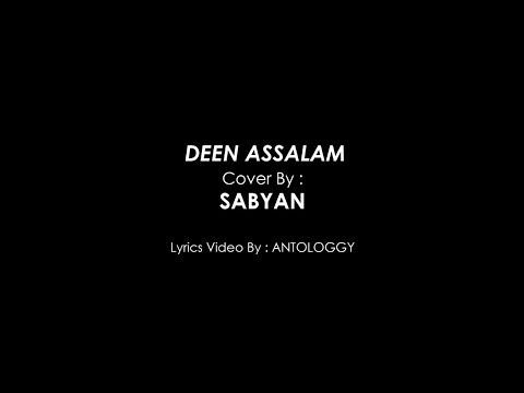 Sabyan Gambus - Deen Assalam ( Lyrics Video )