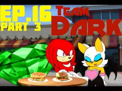 [Ep16] Ask the Sonic Heroes - Team Dark (Part 3/3)