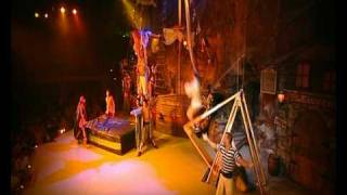 Pirates show magaluf
