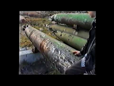 14 ПРИЧАЛ, ПЛ К-53, 2000г. Гремиха, Мурманск-140, Островной