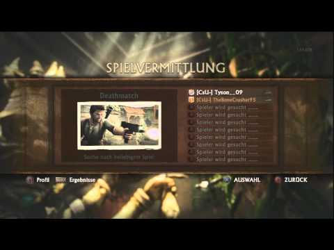 Uncharted 2 LIVE - Verw*chste PS3 [HD/German]