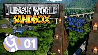 🦖 Spared No Expense!   Isla Nublar Sandbox Mode   Let