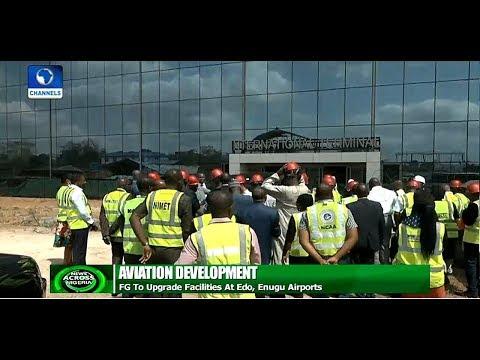 FG To Upgrade Edo, Enugu Airports - Minister