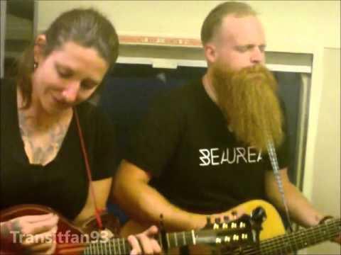 Via Rail Band Tiger Moon Part 5/5 (July 2015)