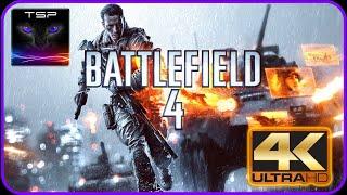 Battlefield 4 Testing in native 4k Ultra Settings (Unedited RAW footage)