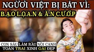 Cuộc Sống Ở Mỹ . Người Việt Bị Bắt Vì B.Ạ.O L.Ọ.A.N và HÔI CỦA . Biểu Tình Ở Mỹ .