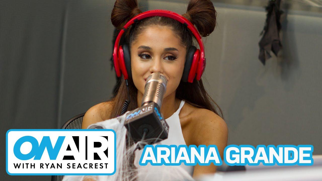 d9f84ca0d94b Ariana Grande Talks