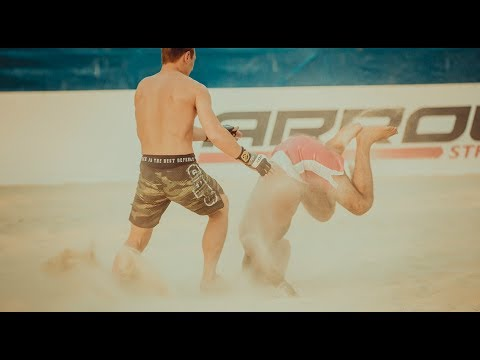 MMA CRAZY KICK