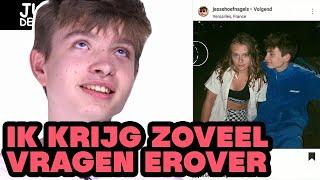 JESSE HOEFNAGELS: IK KREEG ALLEMAAL BEDREIGINGEN!  | JUICY DETAILS