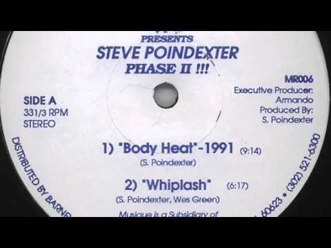 Steve Poindexter - Body Heat 1991