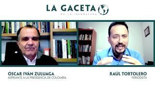 Óscar Iván Zuluaga: 'En Colombia evitaremos que el socialismotome el poder'