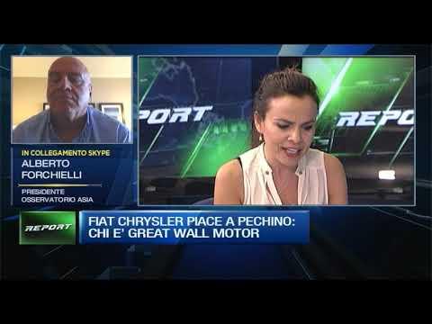 Alberto Forchielli - Class CNBC - Approfondimento sul caso FCA
