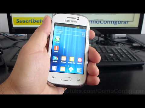 gt s6310 samsung galaxy Young características  español Video Full HD
