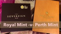 Ultimate Gold - Royal Mint or Perth Mint?